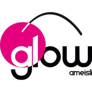 Logo glow Ameisli
