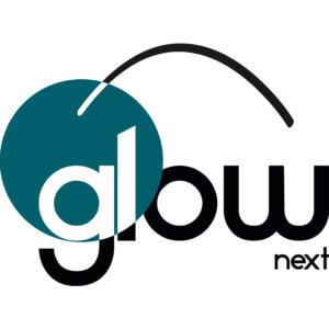 Logo glow Next