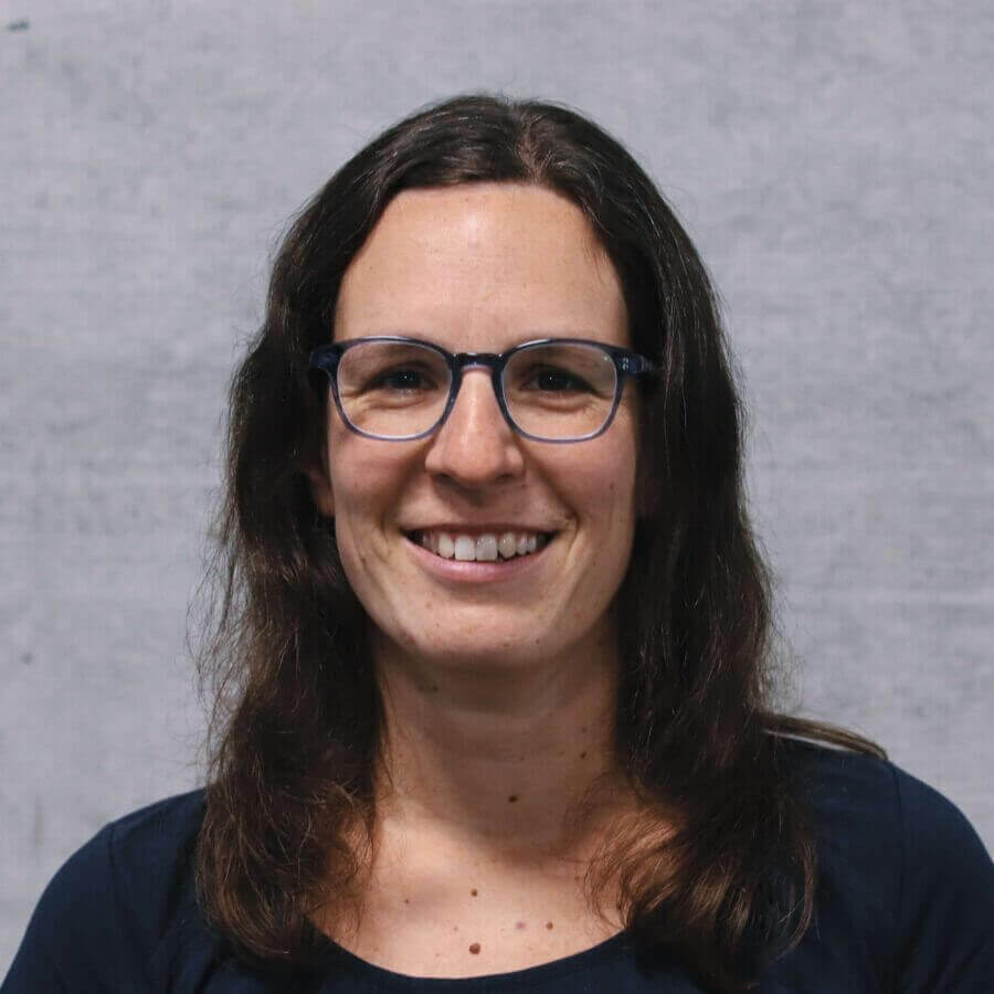 Mitarbeiterin Janine Remund