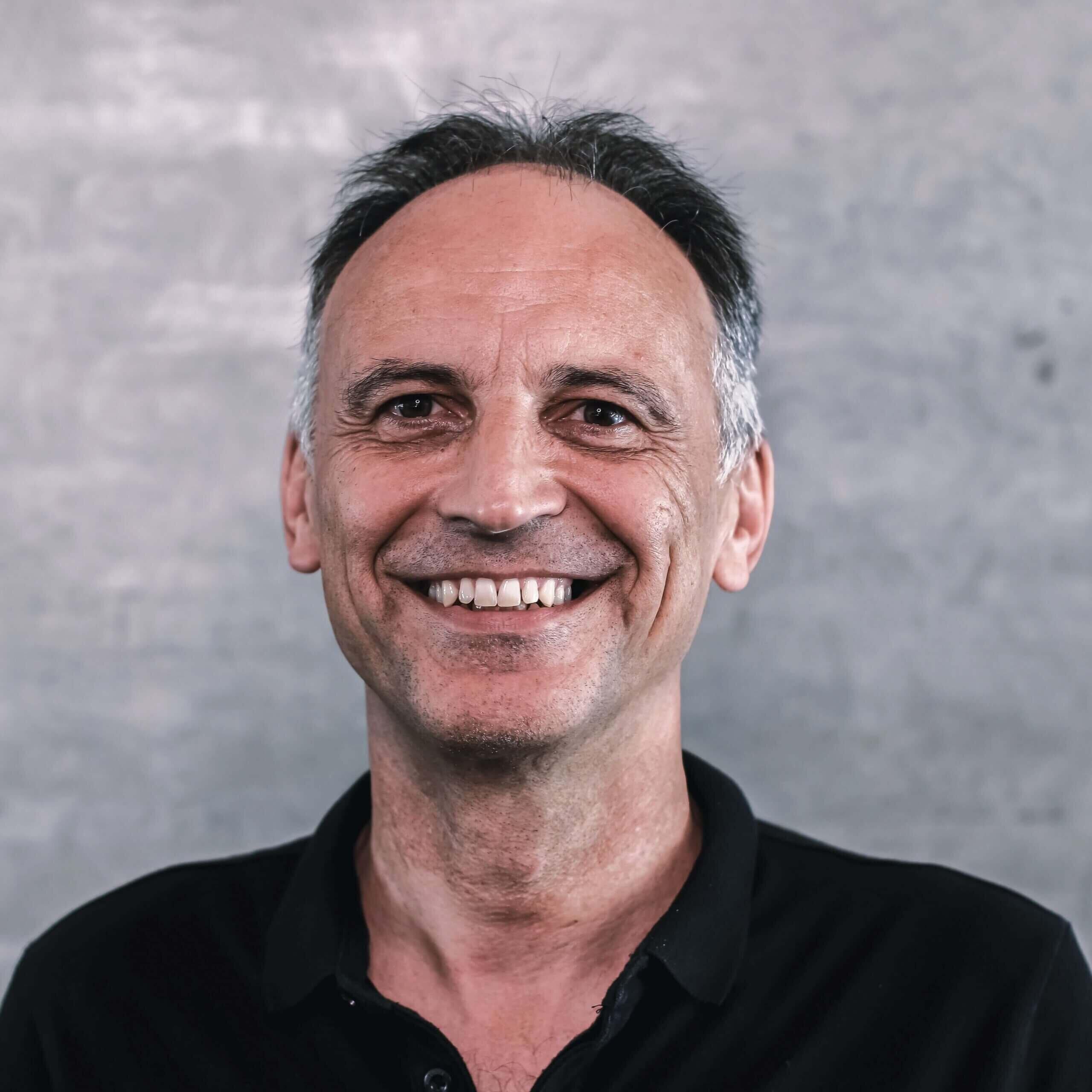 Mitarbeiter Matthias Altwegg