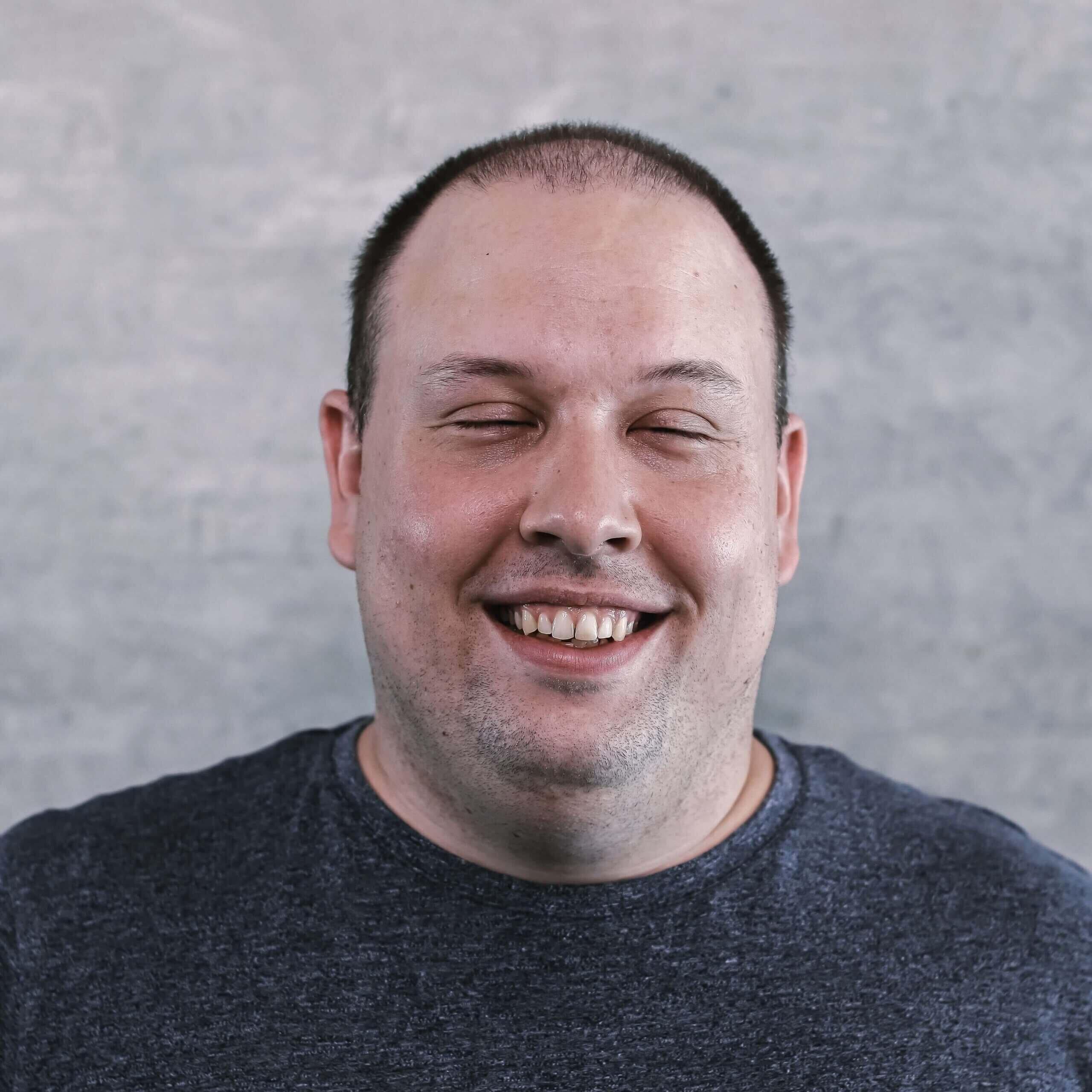 Mitarbeiter Simon Wick
