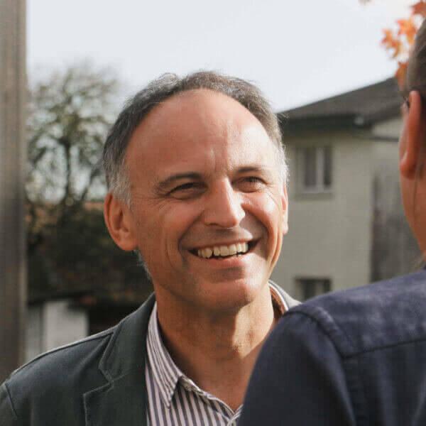 Matthias Altwegg im Gespräch